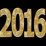 Happy 2016 Bingo New Year