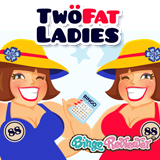 "Fat Tuesday has Bingo Call ""88"" Two Fat Ladies Dancing Polonez Style!"