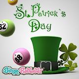 Get Bingo Lucky on St. Patrick's Day