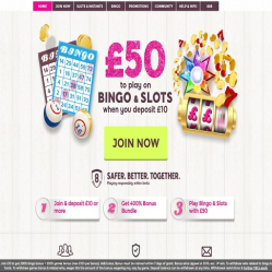 888 Ladies Bingo Home