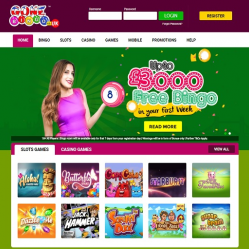 Gone Bingo UK Home Page
