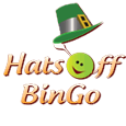Hats Off Bingo Logo