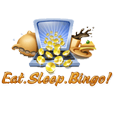 Eat Sleep Bingo Logo