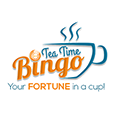 Tea Time Bingo Logo