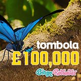 £100,000 of prizes at Tombola Arcade!