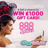Bingo Your Way to a £1000 Gift Card Every Week at 888 Ladies Bingo – Up for the Challenge?
