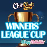 Bag £2K in Winners League Cup at Chit Chat Bingo