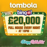 Bug Set and Match to Win Hundreds of Thousands with Tombola