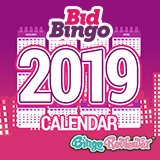 Bonus Calendar for Bid Bingo Now Active
