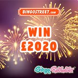 Make it a New Year to Remember with Three Chances to Win £2020 in Cash