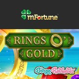Ring in Up to 50 No Deposit Spins with New 'O' Gold' Title