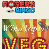 Las Vegas for Two at Rogers Bingo